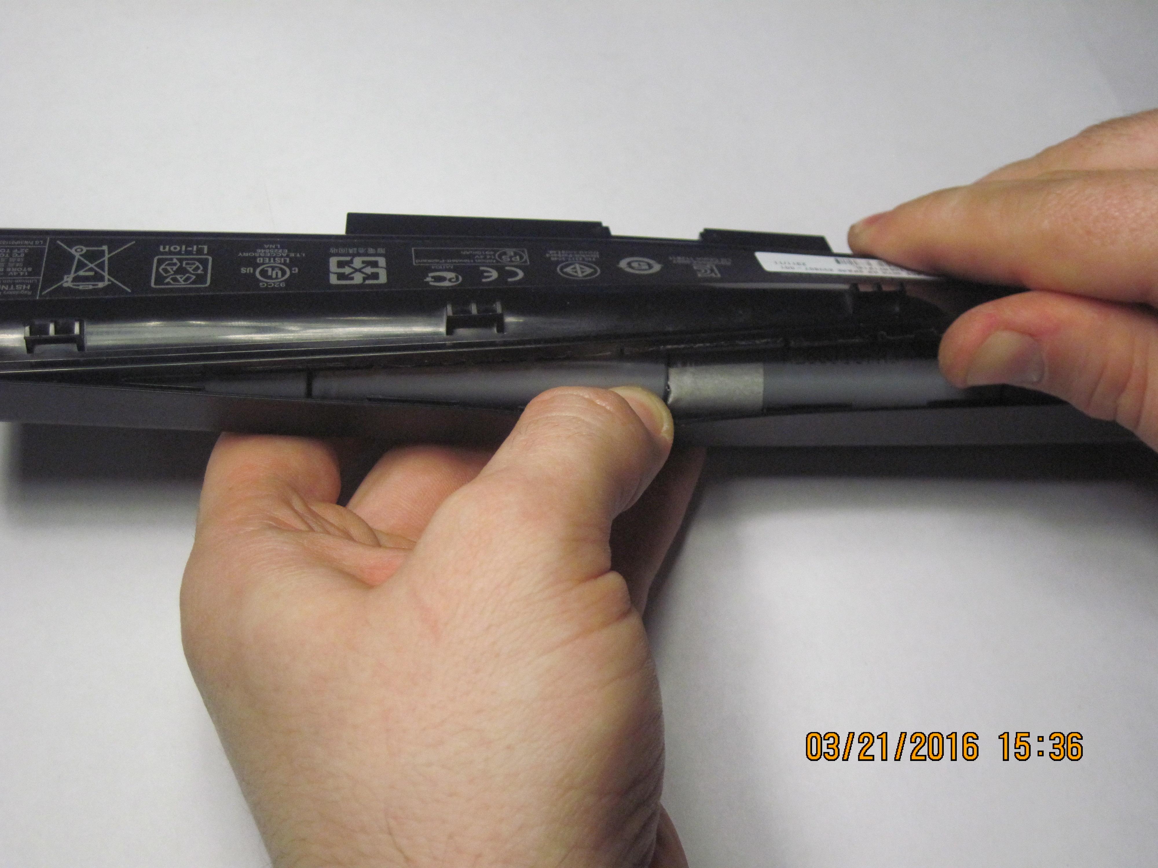 Ремонт аккумулятора ноутбука lenovo своими руками